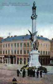 Lemberg, Mickiewicz-Monument