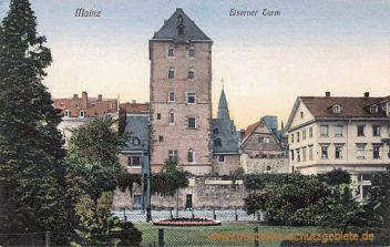 Mainz, Eiserner Turm