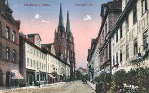 Marburg a. d. Lahn, Elisabethstraße