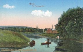 Memel, Am Festungsgraben