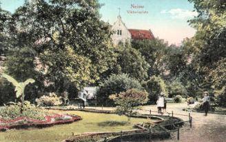 Neisse, Viktoriaplatz