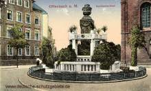 Offenbach a. M., Schillerdenkmal