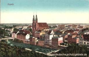 Oppeln, Katholische Kirche