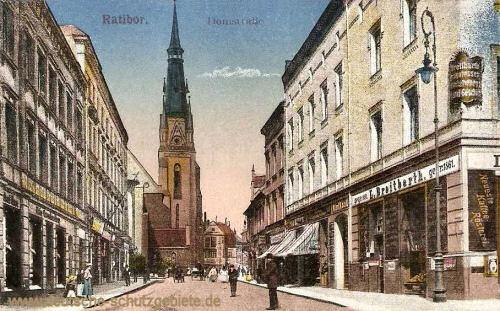 Ratibor, Domstraße