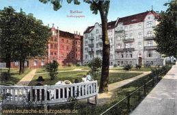Ratibor, Notburgaplatz