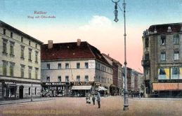 Ratibor, Ring mit Oderstraße