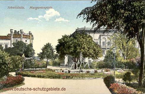 Schweidnitz, Margaretenplatz
