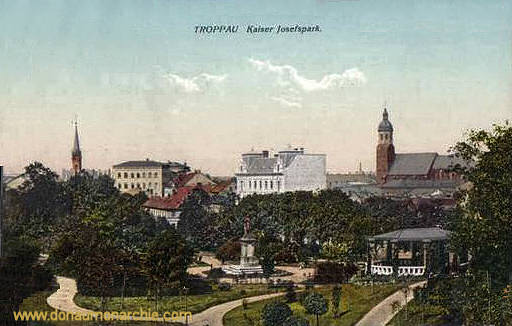Troppau, Kaiser Josefspark