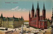 Wiesbaden, Marktplatz