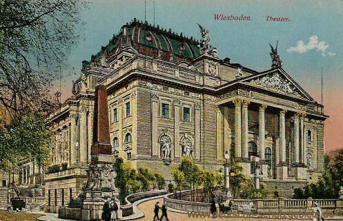 Wiesbaden, Theater