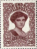 k. u. k. Feldpost, Kaiserin Zita
