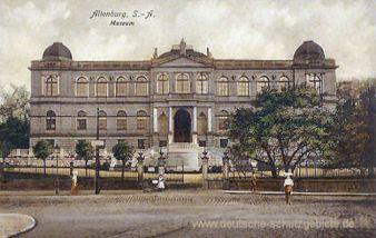 Altenburg S. A., Museum