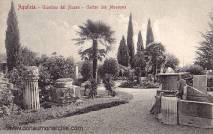 Aquileia, Garten des Museums