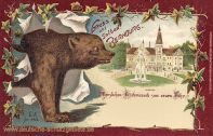 Gruss aus Solbad Bernburg
