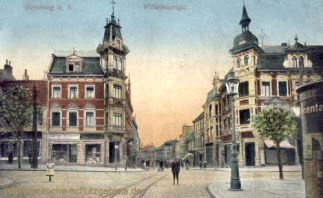 Bernburg, Wilhelmstraße