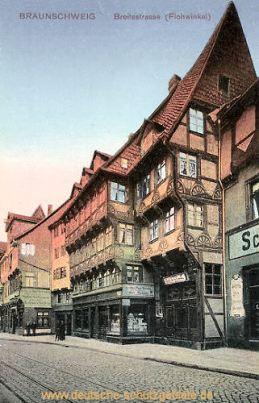 Braunschweig, Breitestraße (Flohwinkel)