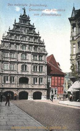 Braunschweig, Gewandhaus