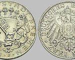 2 Mark, Freie Hansestadt Bremen, 1904