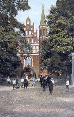 Bromberg, Garnisonskirche