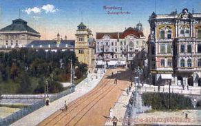 Bromberg, Danzigerbrücke