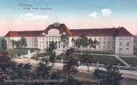 Bromberg, Königlich Preußische Kriegsschule