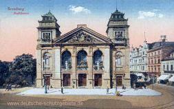 Bromberg, Stadttheater