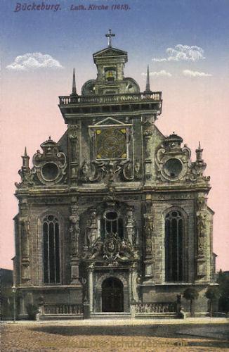 Bückeburg, Lutherische Kirche