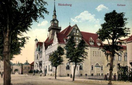 Bückeburg, Rathaus