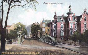 Coburg, Bahnhofstraße