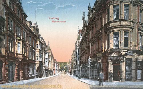Coburg, Mohrenstraße