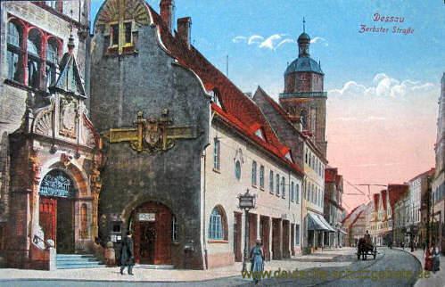 Dessau, Zerbster Straße