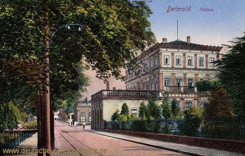 Detmold, Palais