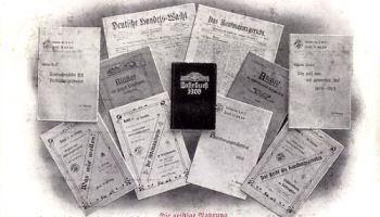 Die geistige Nahrung, 1906