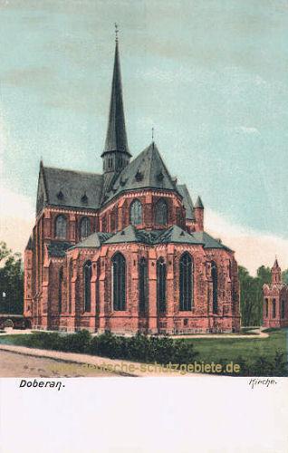 Doberan, Kirche