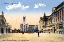 Erfurt, Bahnhofsplatz