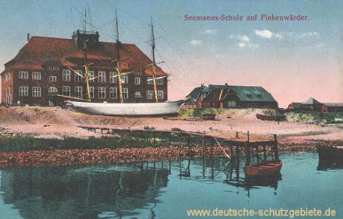 Finkenwärder, Seemanns-Schule