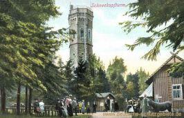 Friedrichroda, Schneekopfturm