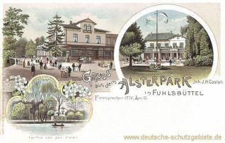 Fuhlsbüttel, Alsterpark
