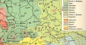 Galizien Karte.Königreich Galizien Und Lodomerien Deutsche Schutzgebiete De