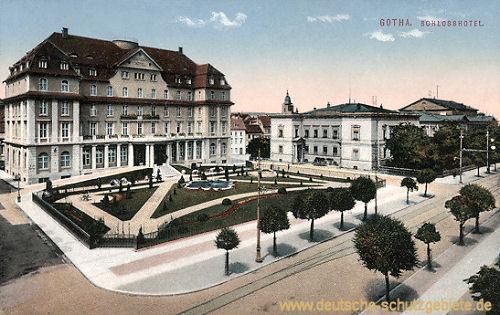 Gotha, Schlosshotel
