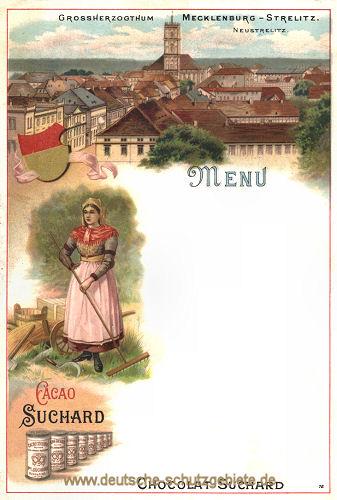 Großherzogtum Mecklenburg-Strelitz Neustrelitz
