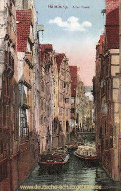 Hamburg, Alter Fleet