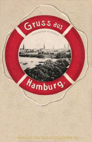 Gruß aus Hamburg