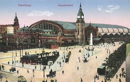 Hamburg, Hauptbahnhof