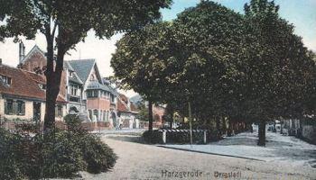 Harzgerode, Bergstadt