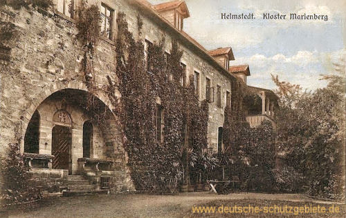 Helmstedt, Kloster Marienberg
