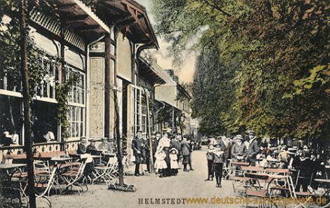 Helmstedt, Restaurationsgarten