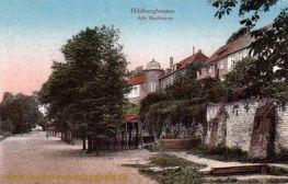 Hildburghausen, Alte Stadtmauer