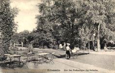 Hohensalza, Aus den Parkanlagen des Solbades