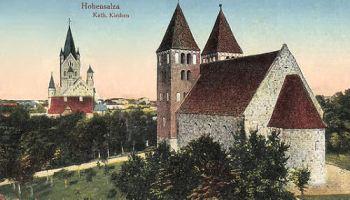 Hohensalza, Katholische Kirchen